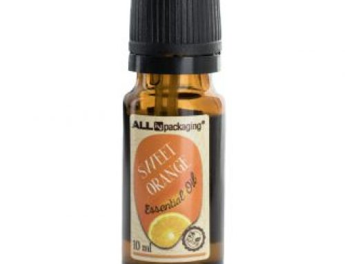 Sweet Orange Essential Oil for the Home